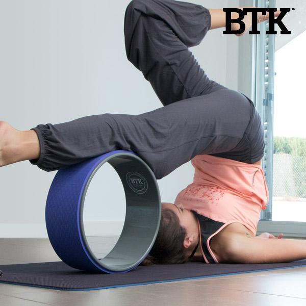 Rueda de Yoga y Pilates BTK (4)