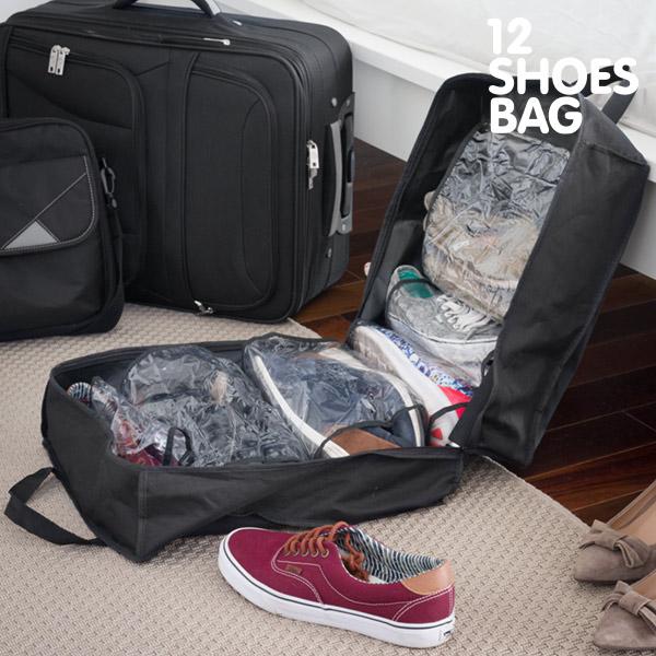 Bolso de Viaje para Calzado 12 Shoes Bag