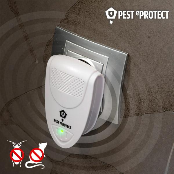 Ahuyentador Pest eProtect Mini