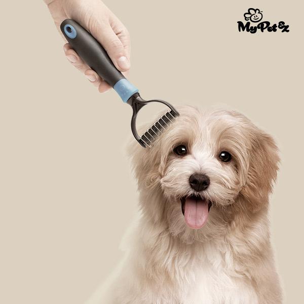 Cepillo Cortanudos para Mascotas My Pet Autum Brush