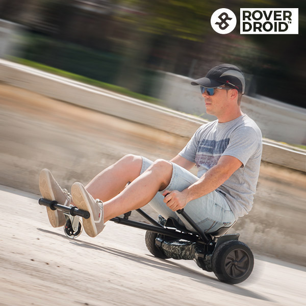 Hoverkart para Hoverboard Rover Droid Go! Kart 720