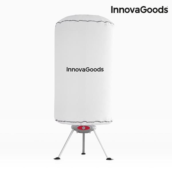 Asciugatrice Portatile InnovaGoods 1000W Bianca