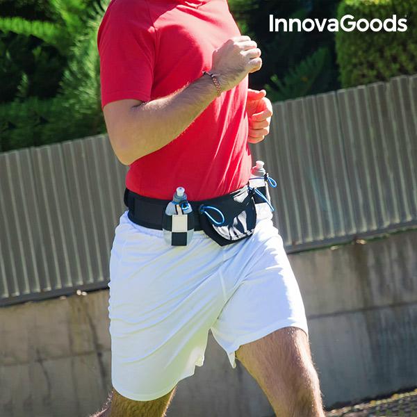 Cinturón de Hidratación Deportivo InnovaGoods