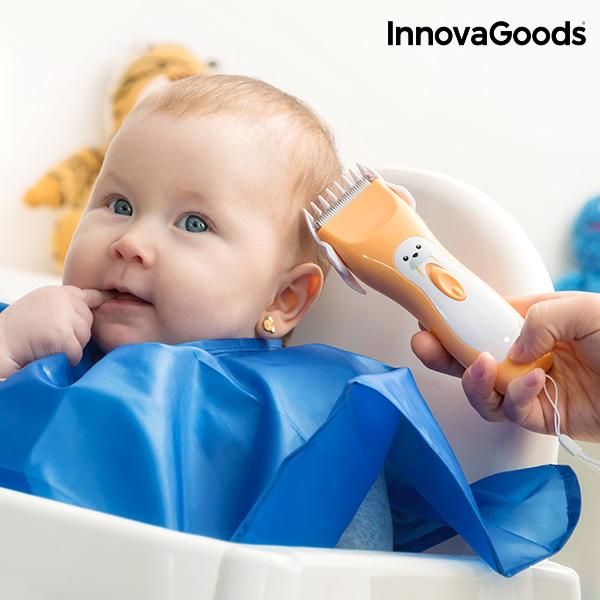 Cortapelos para Bebés Recargable InnovaGoods