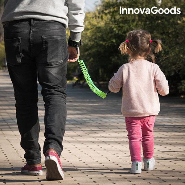 Zapestni Varnostni Povodec za Otroke InnovaGoods