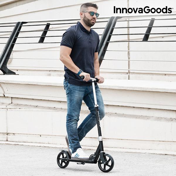 Monopattino Pieghevole da Città con 2 Ruote Pro InnovaGoods