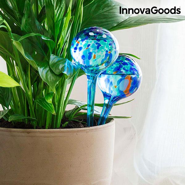 Ampolle per irrigazione InnovaGoods Home Garden (Pacco da 2)