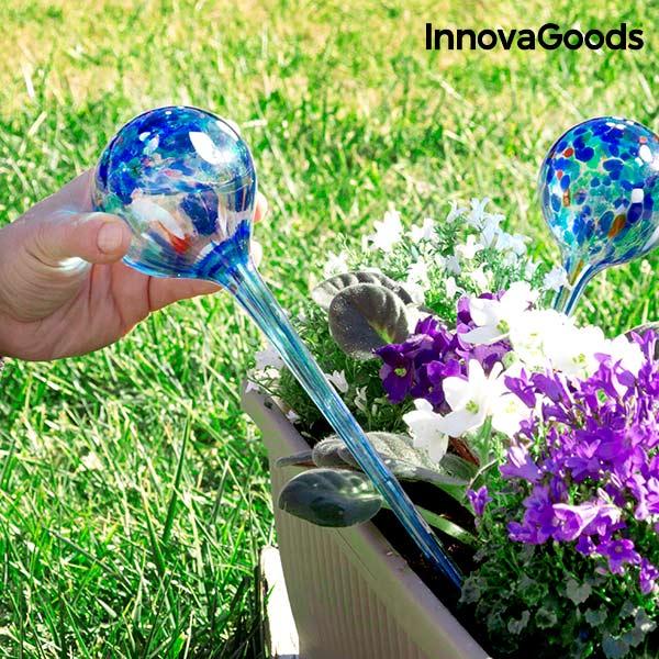 Globos de Riego InnovaGoods (Pack de 2) (1)