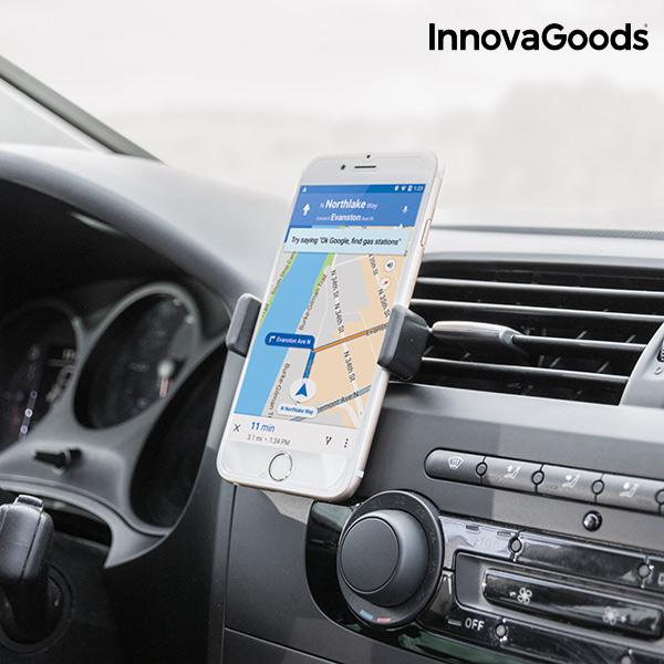 Soporte de Móviles para Coches InnovaGoods
