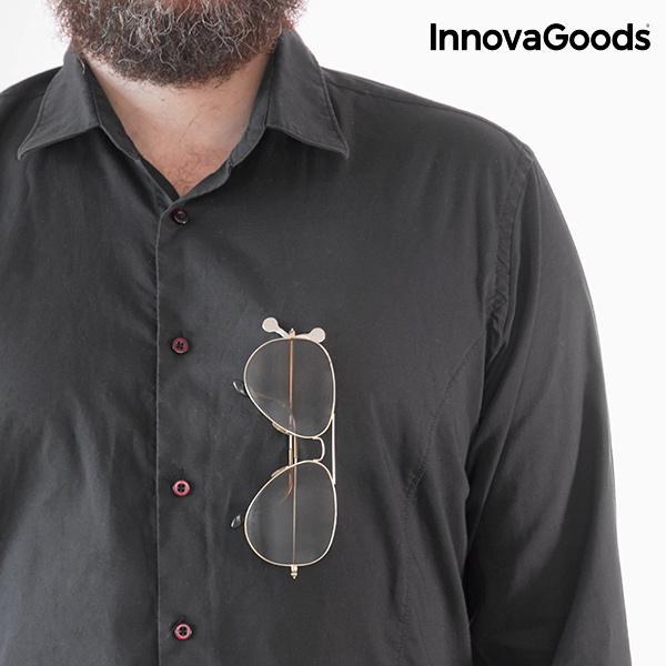 Sujetagafas Imantado InnovaGoods (Pack de 3)