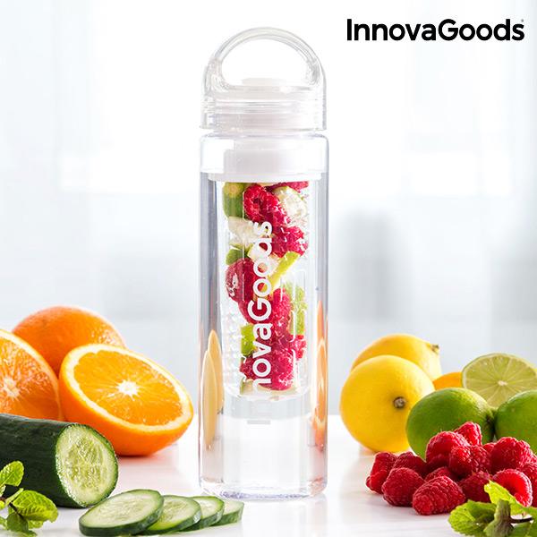 Bottiglia con Filtro per Infusi InnovaGoods