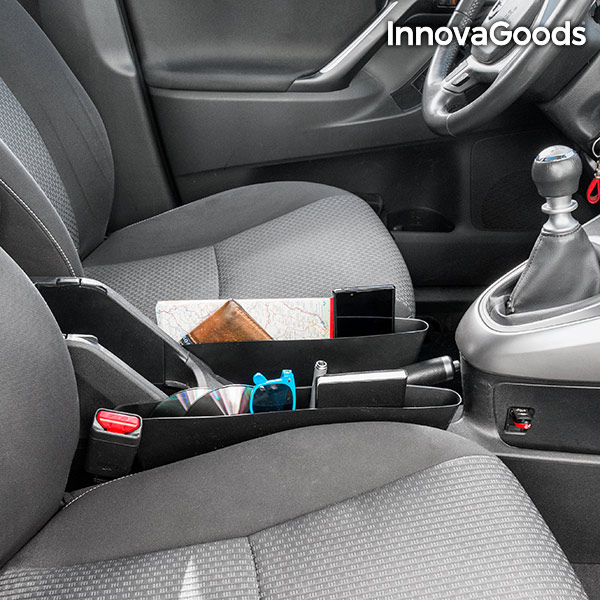 Organizzatore da Auto InnovaGoods (pacco da 2)