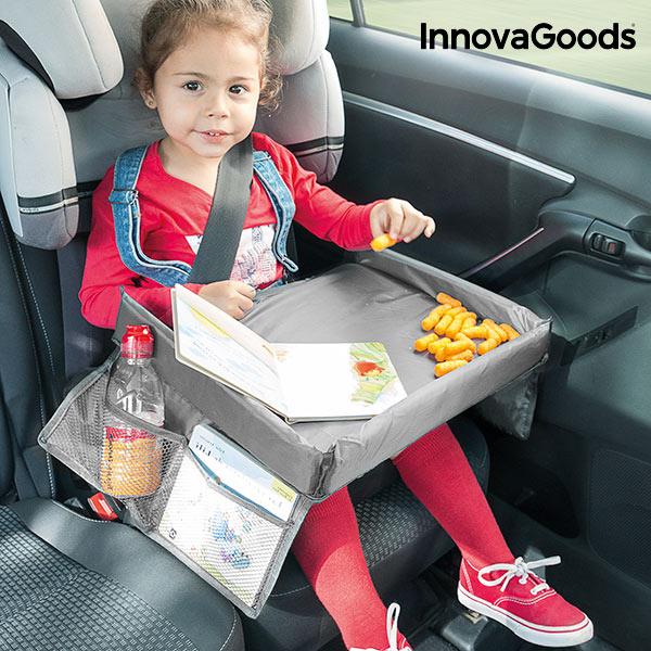 Vassoio per Bambini Impermeabile InnovaGoods