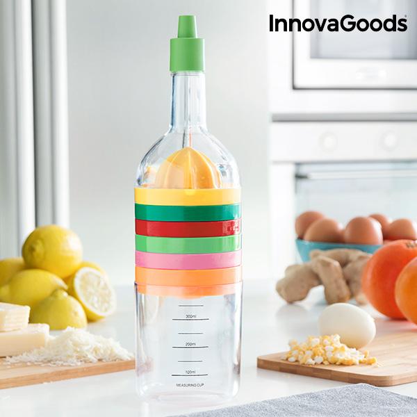 Bottiglia con Utensili da Cucina 8 in 1 InnovaGoods (8 Pezzi)