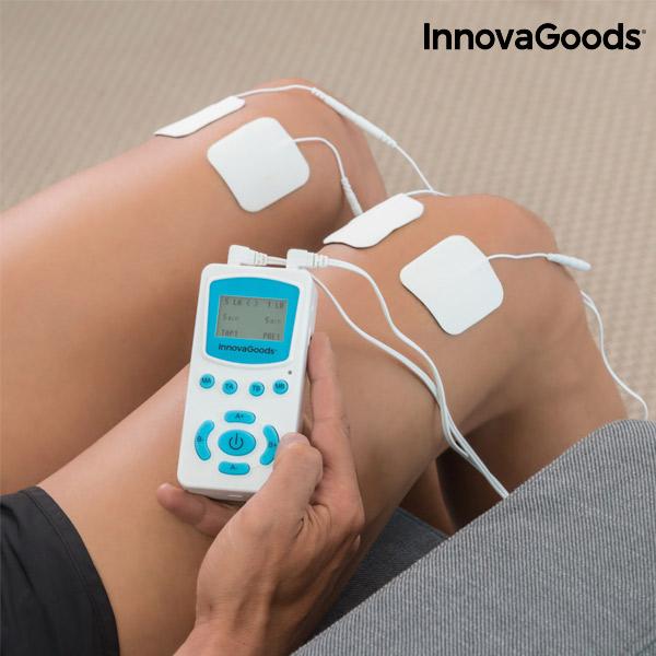 Elettrostimolatore per Alleviare il Dolore TENS InnovaGoods