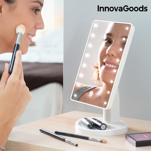 Specchio LED Touch da Tavolo InnovaGoods