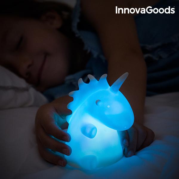 Lampada Unicorno Multicolor LEDicorn InnovaGoods