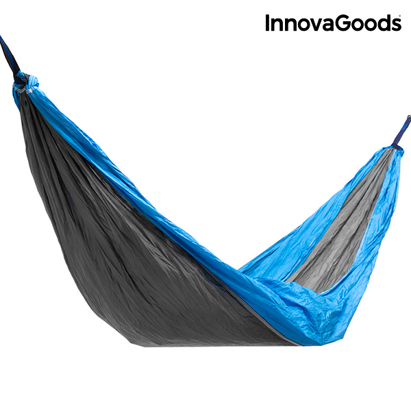 Hamac Double pour Camping Swing & Rest InnovaGoods