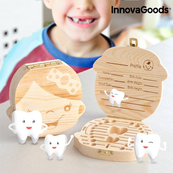 Spominska Škatla za Dojenčke InnovaGoods  - Boy