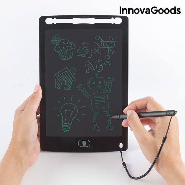 Tablet per Disegnare e Scrivere LCD Magic Drablet InnovaGoods