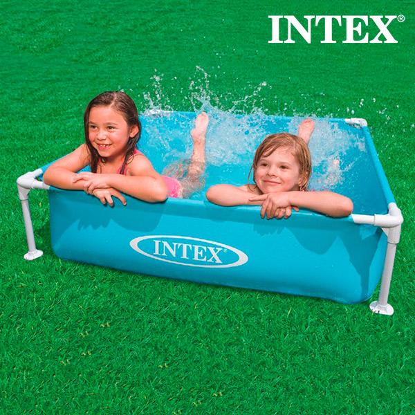 Razstavljiv Cevni Bazen Intex