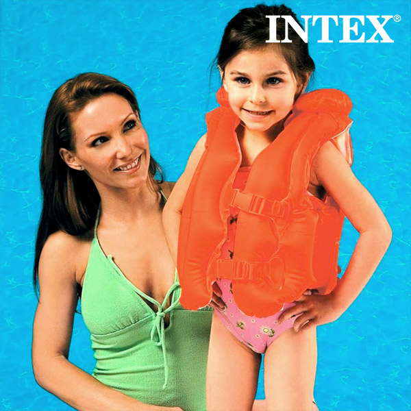 Napihljiv Rešilni Jopič za Otroke Intex