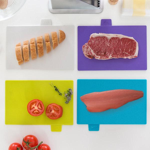 Tablas de Cocina con Soporte Excellent Bravissima Kitchen (5 piezas)