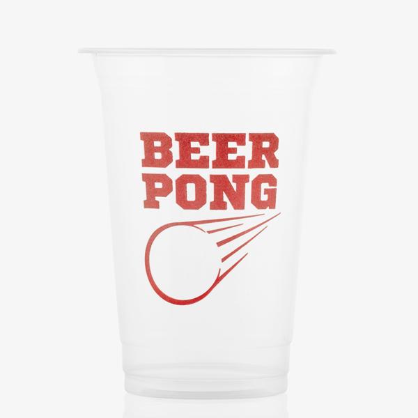 Gioco per Bere la Birra Ping-Pong