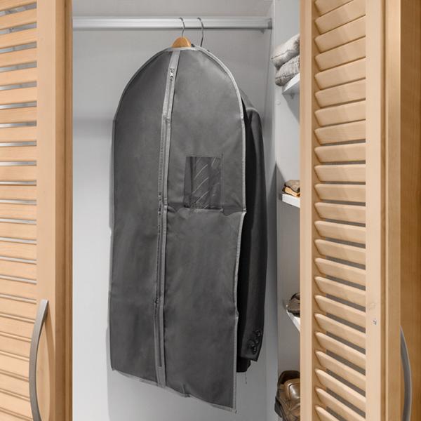 Zaščitna Vrečka za Oblačila 60 x 100 cm