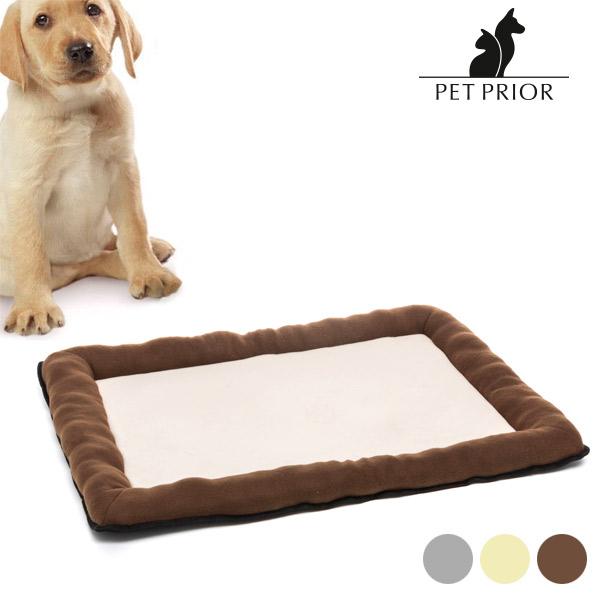 Postelja za Pse Pet Prior (78 x 59 cm) - Bež
