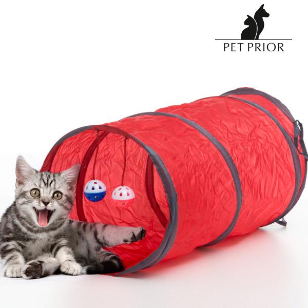 Tunel z Igračami za Mačke Pet Prior (3 kosi)