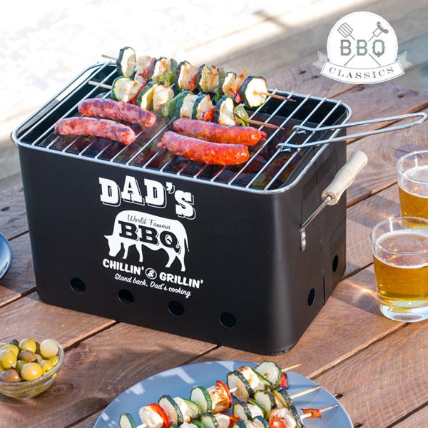 Barbacoa de Carbón Dad's BBQ Classics