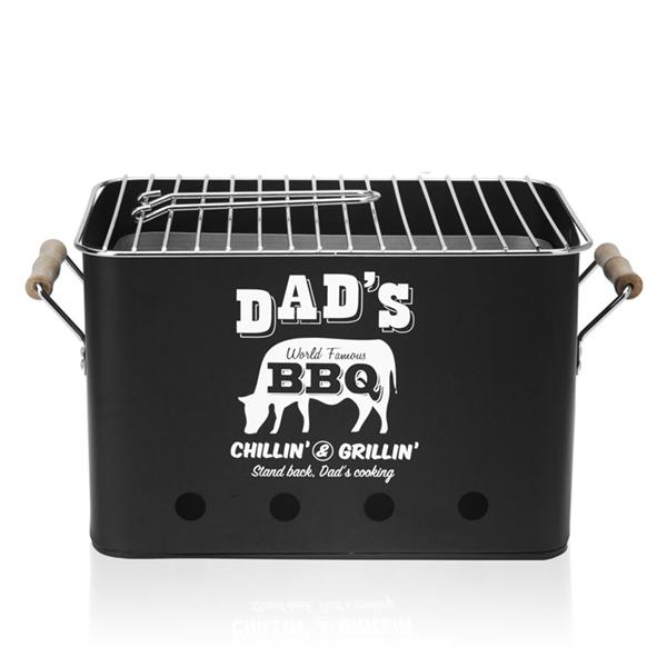 Barbacoa de Carbón Dad's BBQ Classics (1)