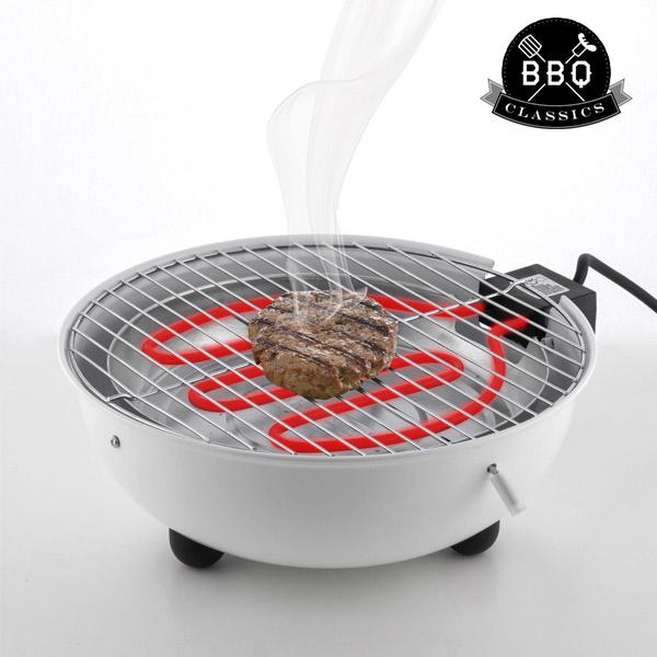 Barbacoa Eléctrica BBQ Classics 1250W