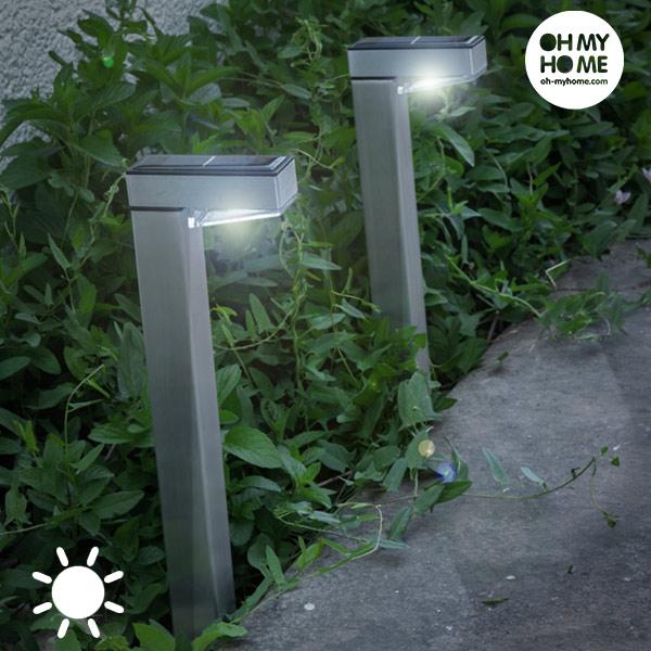 Solarna svetilka Hammy Oh My Home (komplet dveh)