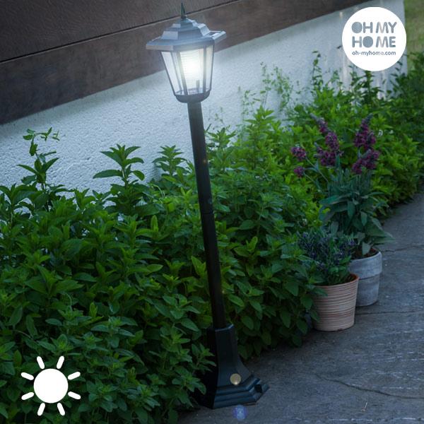 Solarna Svetilka s Podstavkom Oh My Home