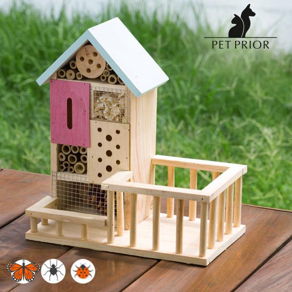 Hotel de Insectos Grange Pet Prior