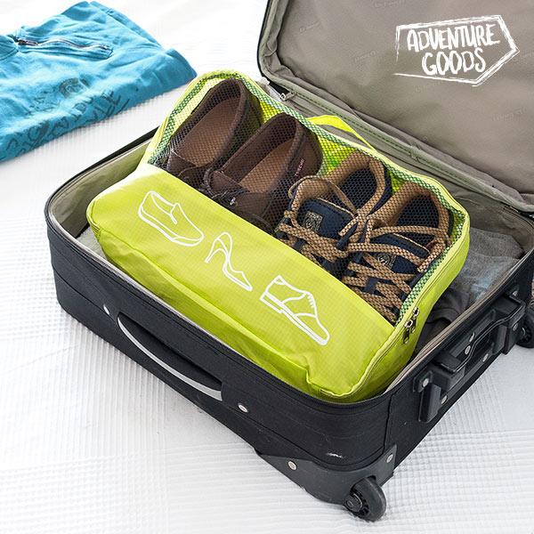 Bolso de Viaje para Calzado Adventure Goods