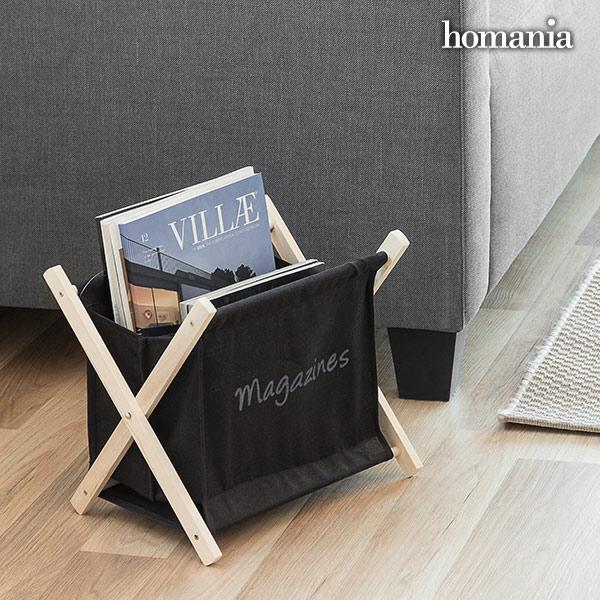 Revistero Plegable Magazines Homania