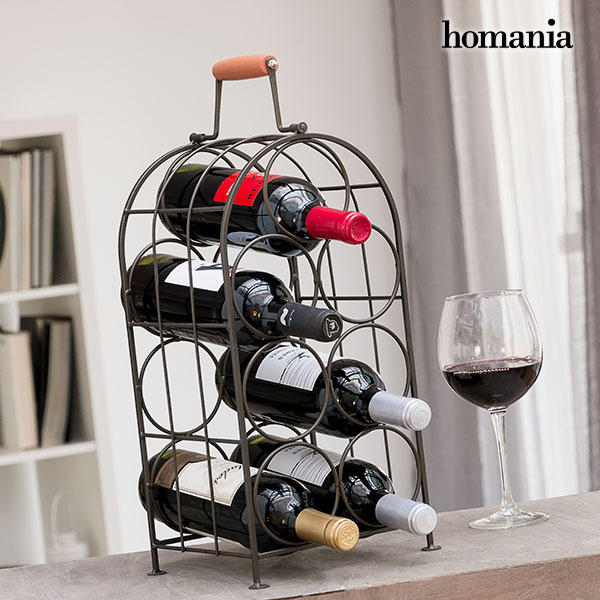 Botellero Metálico Homania