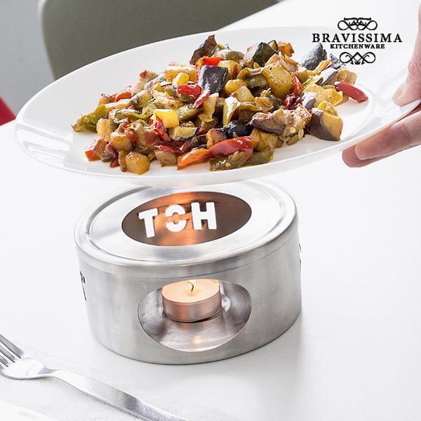 Scaldapiatti con Candela Bravissima Kitchen