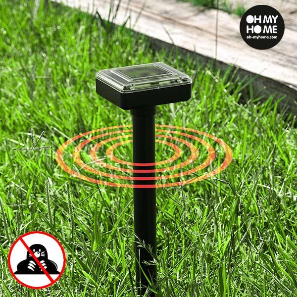 Repellente ad Energia Solare per Talpe Oh My Home