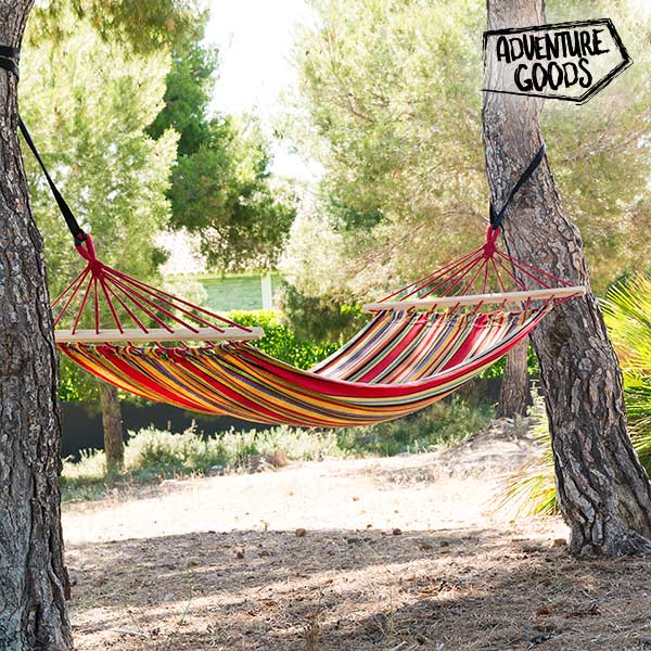 Amaca Pensile Multicolore Adventure Goods