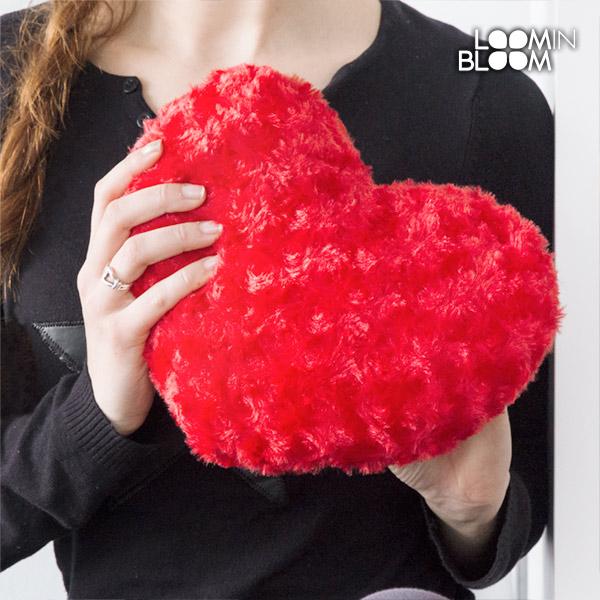 Cojín Corazón Loom In Bloom