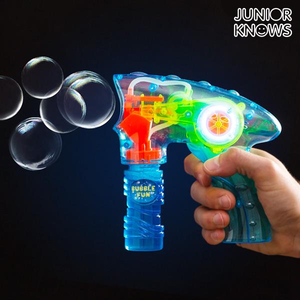 Pištola za Delanje Milnih Mehurčkov z Lučko Junior Knows