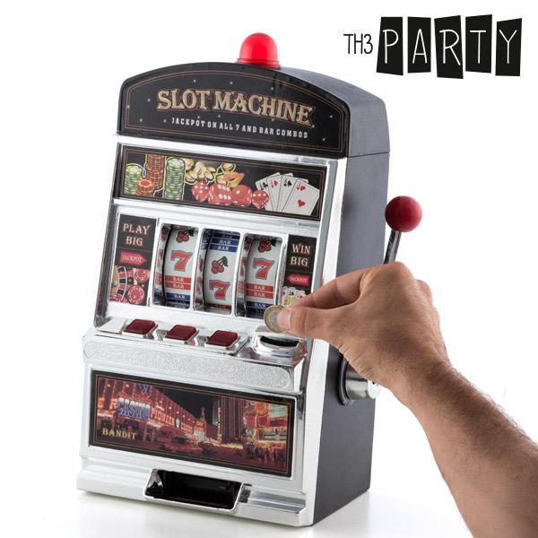 Salvadanaio Slot Machine Th3 Party