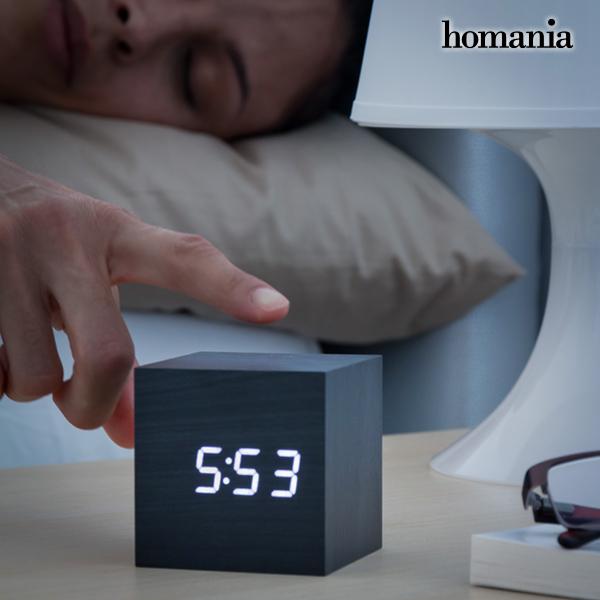 Orologio Sveglia Digitale Cubo Homania