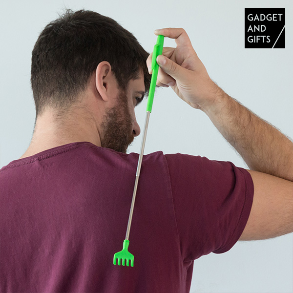 Raztegljiv nalivnik za praskanje hrbta Gadgets and Gifts