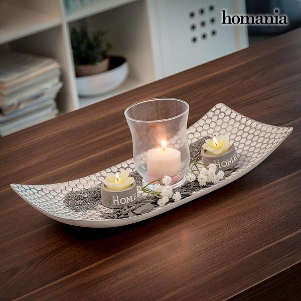 Centrotavola con Portacandele Harmony Homania