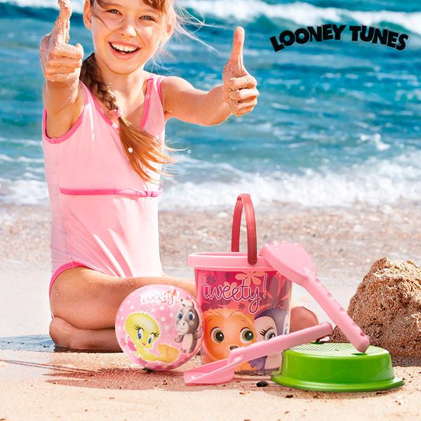 Igra za na Plažo z Žogo Tweety (5 kosov)